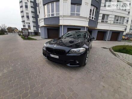 Чорний БМВ 528, об'ємом двигуна 3 л та пробігом 115 тис. км за 17300 $, фото 1 на Automoto.ua