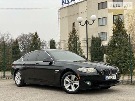 Чорний БМВ 528, об'ємом двигуна 2 л та пробігом 236 тис. км за 15450 $, фото 1 на Automoto.ua