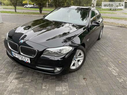 Чорний БМВ 528, об'ємом двигуна 2 л та пробігом 198 тис. км за 17700 $, фото 1 на Automoto.ua