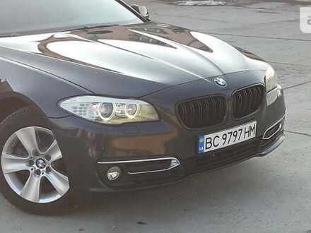 Чорний БМВ 528, об'ємом двигуна 2 л та пробігом 135 тис. км за 15000 $, фото 1 на Automoto.ua