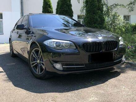 Чорний БМВ 528, об'ємом двигуна 2 л та пробігом 190 тис. км за 16900 $, фото 1 на Automoto.ua