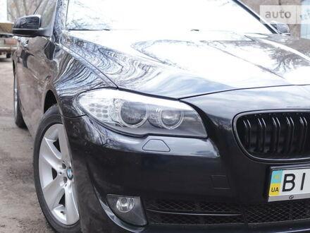 Чорний БМВ 528, об'ємом двигуна 2 л та пробігом 158 тис. км за 15500 $, фото 1 на Automoto.ua