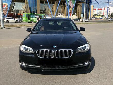Чорний БМВ 528, об'ємом двигуна 2 л та пробігом 95 тис. км за 17500 $, фото 1 на Automoto.ua