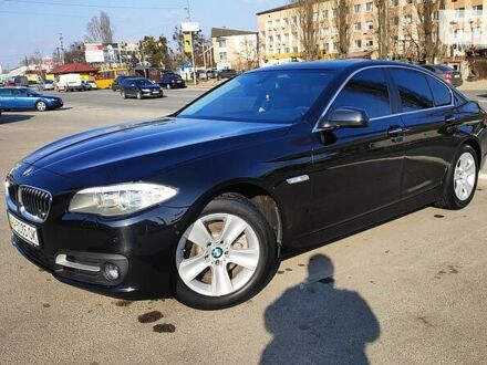 Черный БМВ 528, объемом двигателя 2 л и пробегом 66 тыс. км за 21199 $, фото 1 на Automoto.ua