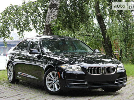 Чорний БМВ 528, об'ємом двигуна 2 л та пробігом 144 тис. км за 18700 $, фото 1 на Automoto.ua