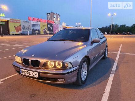 Серый БМВ 528, объемом двигателя 2.8 л и пробегом 309 тыс. км за 7000 $, фото 1 на Automoto.ua