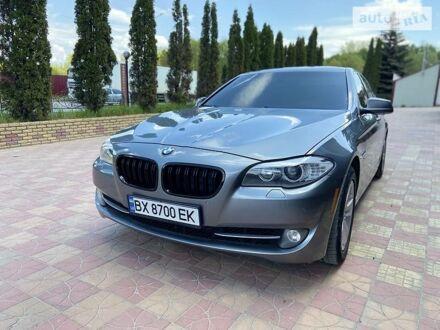 Сірий БМВ 528, об'ємом двигуна 2 л та пробігом 216 тис. км за 13500 $, фото 1 на Automoto.ua