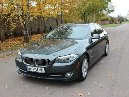 Сірий БМВ 528, об'ємом двигуна 2 л та пробігом 195 тис. км за 14700 $, фото 1 на Automoto.ua