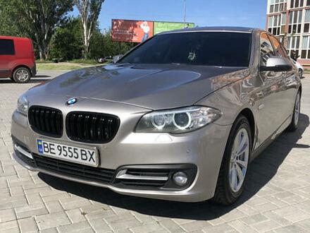 Сірий БМВ 528, об'ємом двигуна 2 л та пробігом 120 тис. км за 18550 $, фото 1 на Automoto.ua