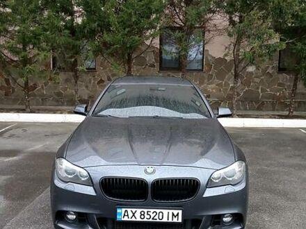 Сірий БМВ 528, об'ємом двигуна 2 л та пробігом 79 тис. км за 18000 $, фото 1 на Automoto.ua
