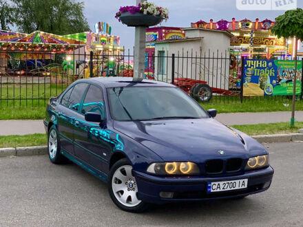 Синій БМВ 528, об'ємом двигуна 2.8 л та пробігом 330 тис. км за 5800 $, фото 1 на Automoto.ua