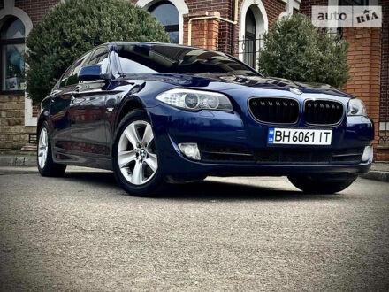 Синій БМВ 528, об'ємом двигуна 2 л та пробігом 180 тис. км за 15500 $, фото 1 на Automoto.ua