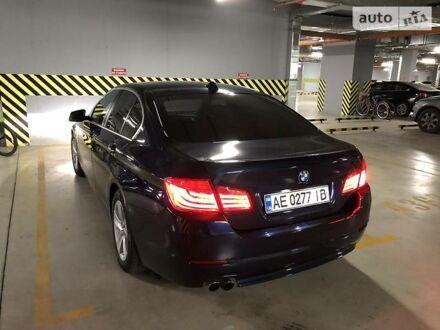 Синій БМВ 528, об'ємом двигуна 2 л та пробігом 178 тис. км за 17200 $, фото 1 на Automoto.ua