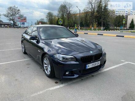 Синій БМВ 528, об'ємом двигуна 2 л та пробігом 82 тис. км за 24700 $, фото 1 на Automoto.ua