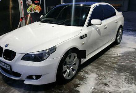 Белый БМВ 530, объемом двигателя 2.2 л и пробегом 257 тыс. км за 8600 $, фото 1 на Automoto.ua
