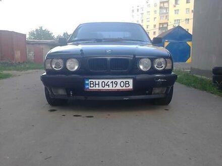 Черный БМВ 530, объемом двигателя 3 л и пробегом 350 тыс. км за 4500 $, фото 1 на Automoto.ua
