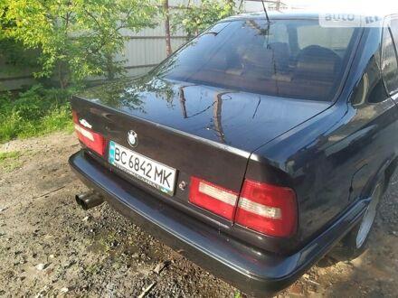 Черный БМВ 530, объемом двигателя 2.5 л и пробегом 10 тыс. км за 2600 $, фото 1 на Automoto.ua