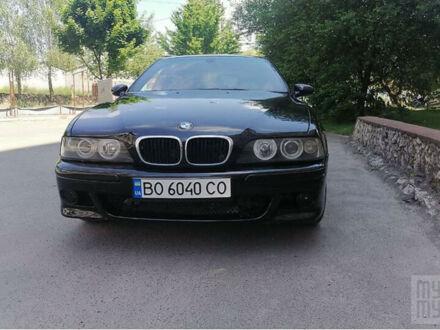 Черный БМВ 530, объемом двигателя 3 л и пробегом 500 тыс. км за 6300 $, фото 1 на Automoto.ua