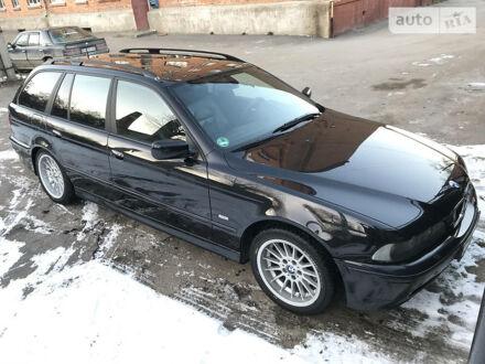 Чорний БМВ 530, об'ємом двигуна 3 л та пробігом 111 тис. км за 5500 $, фото 1 на Automoto.ua