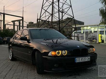 Черный БМВ 530, объемом двигателя 3 л и пробегом 322 тыс. км за 7500 $, фото 1 на Automoto.ua