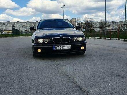 Черный БМВ 530, объемом двигателя 2.9 л и пробегом 330 тыс. км за 8500 $, фото 1 на Automoto.ua
