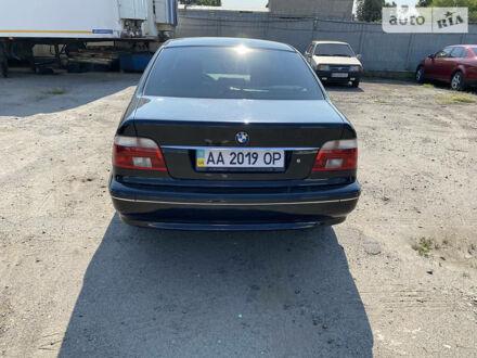 Черный БМВ 530, объемом двигателя 3 л и пробегом 282 тыс. км за 6200 $, фото 1 на Automoto.ua