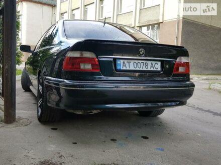 Черный БМВ 530, объемом двигателя 2.9 л и пробегом 250 тыс. км за 8200 $, фото 1 на Automoto.ua