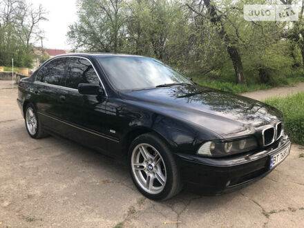 Черный БМВ 530, объемом двигателя 2.9 л и пробегом 288 тыс. км за 8000 $, фото 1 на Automoto.ua