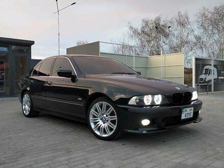 Черный БМВ 530, объемом двигателя 3 л и пробегом 200 тыс. км за 9999 $, фото 1 на Automoto.ua