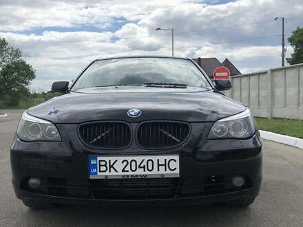 Черный БМВ 530, объемом двигателя 2.99 л и пробегом 380 тыс. км за 8500 $, фото 1 на Automoto.ua