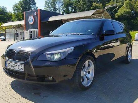 Черный БМВ 530, объемом двигателя 3 л и пробегом 283 тыс. км за 8984 $, фото 1 на Automoto.ua