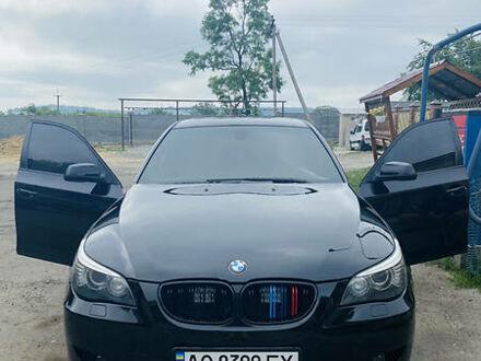 Черный БМВ 530, объемом двигателя 3 л и пробегом 296 тыс. км за 11500 $, фото 1 на Automoto.ua