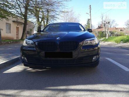 Чорний БМВ 530, об'ємом двигуна 3 л та пробігом 335 тис. км за 18300 $, фото 1 на Automoto.ua