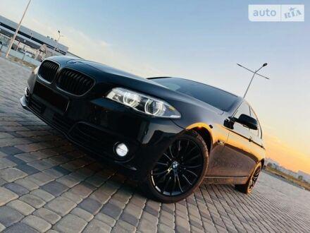Черный БМВ 530, объемом двигателя 3 л и пробегом 129 тыс. км за 35000 $, фото 1 на Automoto.ua
