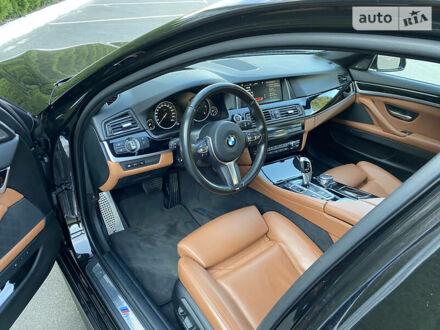 Черный БМВ 530, объемом двигателя 3 л и пробегом 275 тыс. км за 29800 $, фото 1 на Automoto.ua