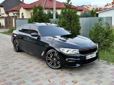Черный БМВ 530, объемом двигателя 2 л и пробегом 153 тыс. км за 35900 $, фото 1 на Automoto.ua