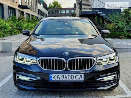 Черный БМВ 530, объемом двигателя 3 л и пробегом 120 тыс. км за 44900 $, фото 1 на Automoto.ua