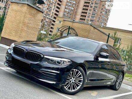 Черный БМВ 530, объемом двигателя 2 л и пробегом 12 тыс. км за 41900 $, фото 1 на Automoto.ua