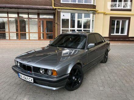 Сірий БМВ 530, об'ємом двигуна 3 л та пробігом 680 тис. км за 3550 $, фото 1 на Automoto.ua