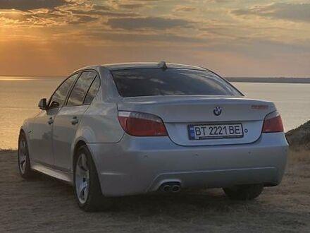 Серый БМВ 530, объемом двигателя 3 л и пробегом 309 тыс. км за 10500 $, фото 1 на Automoto.ua