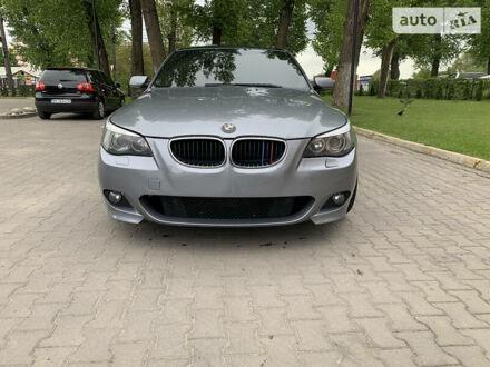Сірий БМВ 530, об'ємом двигуна 3 л та пробігом 268 тис. км за 9000 $, фото 1 на Automoto.ua