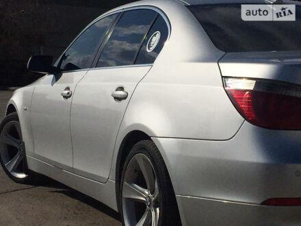 Серый БМВ 530, объемом двигателя 3 л и пробегом 178 тыс. км за 9000 $, фото 1 на Automoto.ua