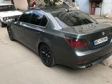Серый БМВ 530, объемом двигателя 3 л и пробегом 350 тыс. км за 7450 $, фото 1 на Automoto.ua