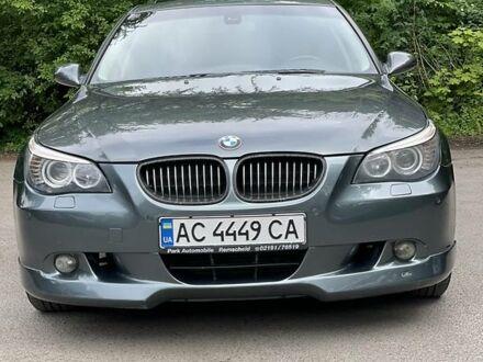 Серый БМВ 530, объемом двигателя 3 л и пробегом 289 тыс. км за 13000 $, фото 1 на Automoto.ua