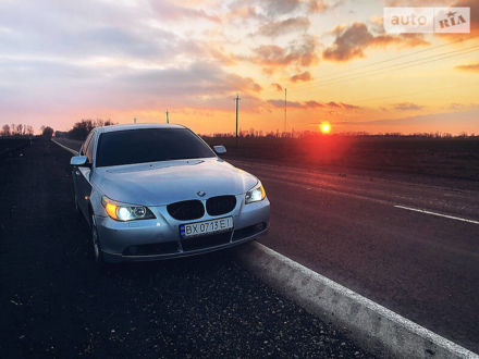 Сірий БМВ 530, об'ємом двигуна 3 л та пробігом 250 тис. км за 10500 $, фото 1 на Automoto.ua