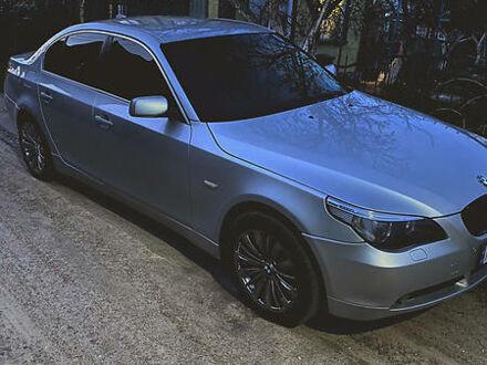 Серый БМВ 530, объемом двигателя 3 л и пробегом 252 тыс. км за 8000 $, фото 1 на Automoto.ua