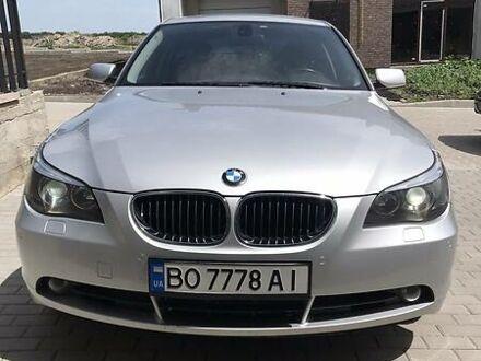 Серый БМВ 530, объемом двигателя 3 л и пробегом 270 тыс. км за 9000 $, фото 1 на Automoto.ua