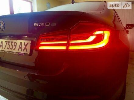 Сірий БМВ 530, об'ємом двигуна 2 л та пробігом 38 тис. км за 49500 $, фото 1 на Automoto.ua