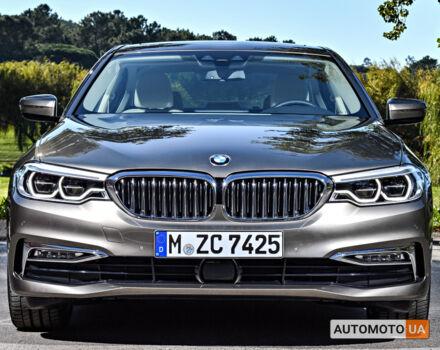 купить новое авто БМВ 530 2020 года от официального дилера Альянс Премиум БМВ фото