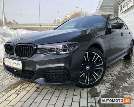 Сірий БМВ 530, об'ємом двигуна 2 л та пробігом 0 тис. км за 78699 $, фото 1 на Automoto.ua
